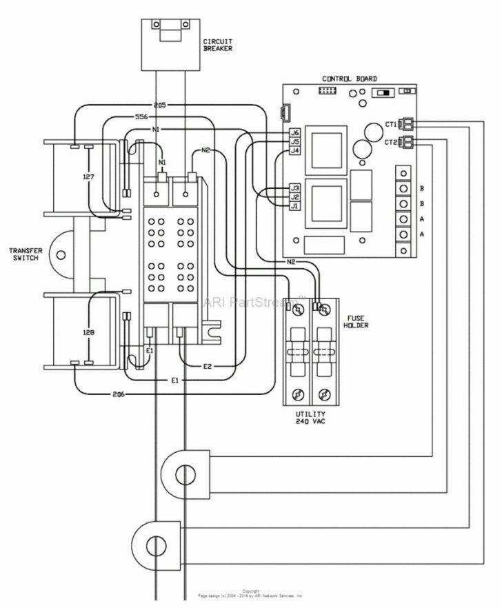 generac 200 amp automatic transfer switch wiring diagram Wirings