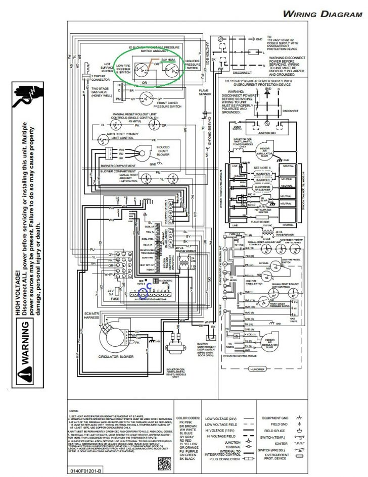 Goodman Air Handler Wiring Diagram Wirings Diagram