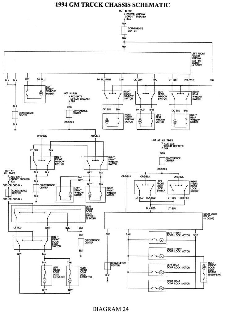 Chevy Radio Wiring Diagram Wirings Diagram