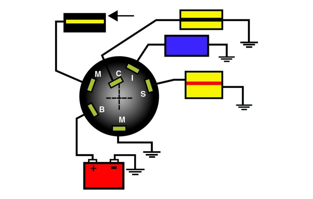 Boat Ignition Switch Wiring Diagram Wirings Diagram