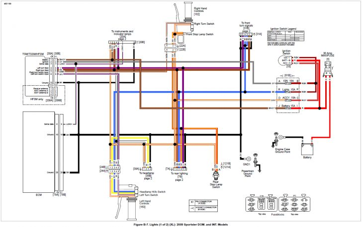 grote led tail light wiring diagram Wirings Diagram