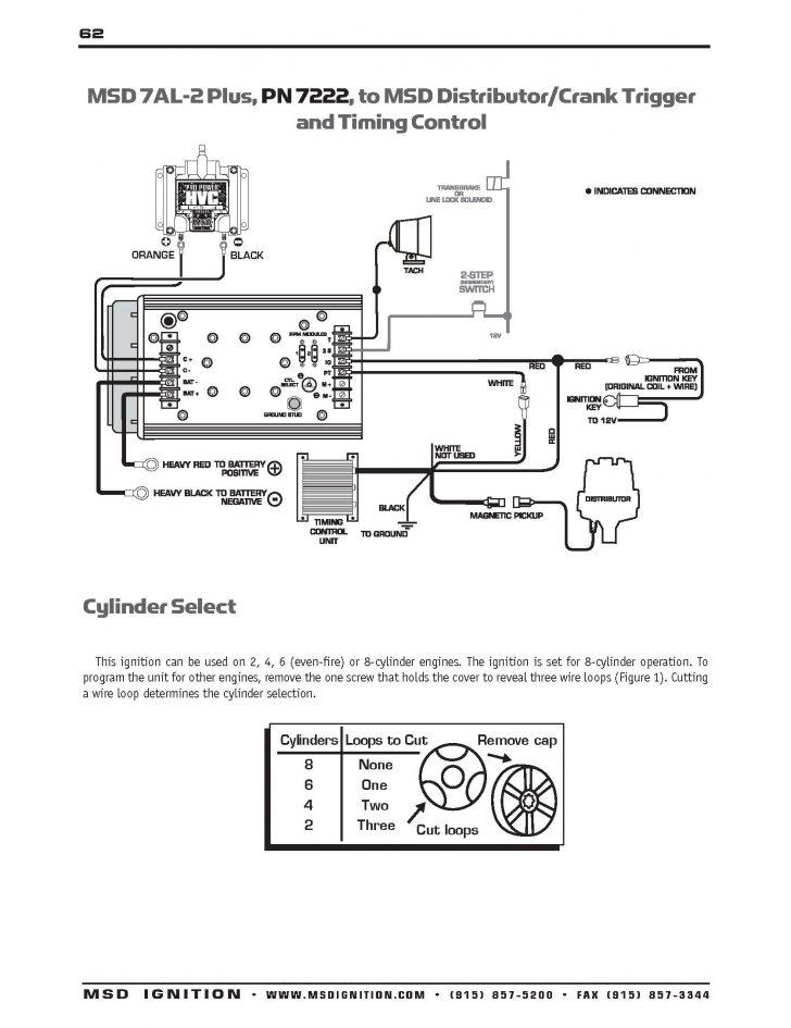 msd 8360 distributor wiring diagram Wirings Diagram