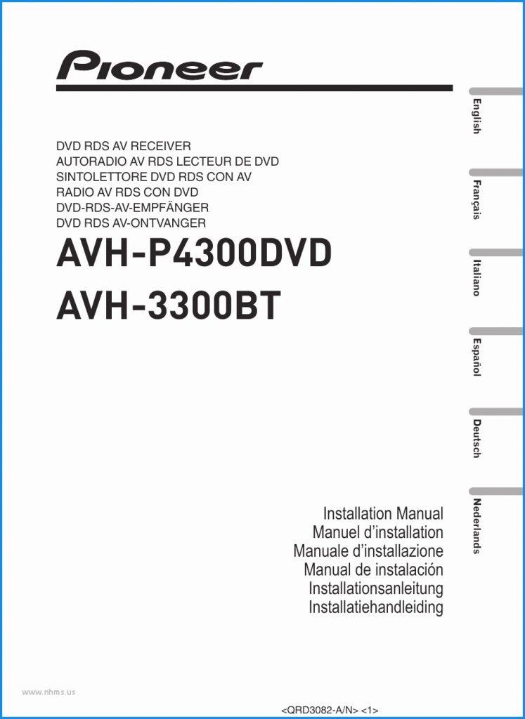 Pioneer Avh 2300 Wiring Diagram Free Download Wiring Diagram Index