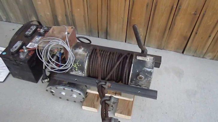 ramsey winch solenoid wiring diagram Wirings Diagram