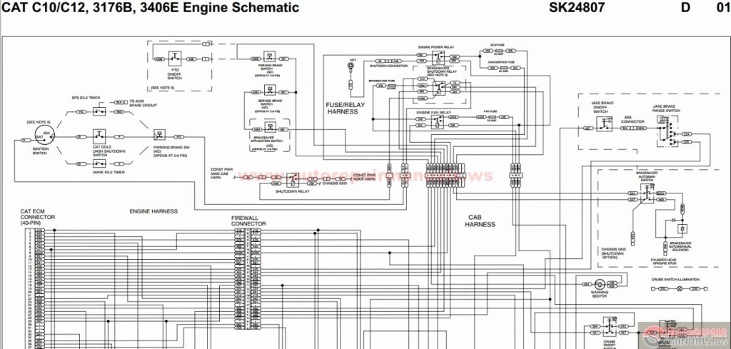 Detroit Series 60 Ecm Wiring Diagram Wirings Diagram