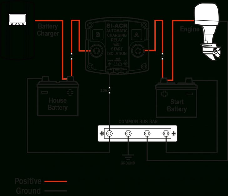 boat battery isolator switch wiring diagram Wirings Diagram