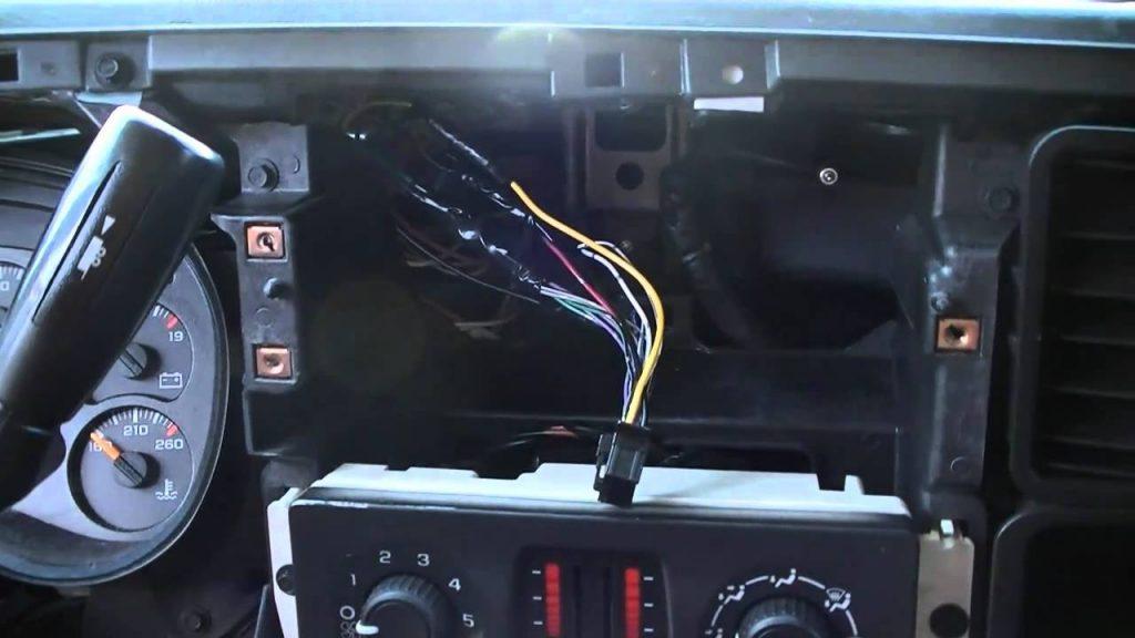 2007 Tahoe Radio Wiring Diagram Wirings Diagram