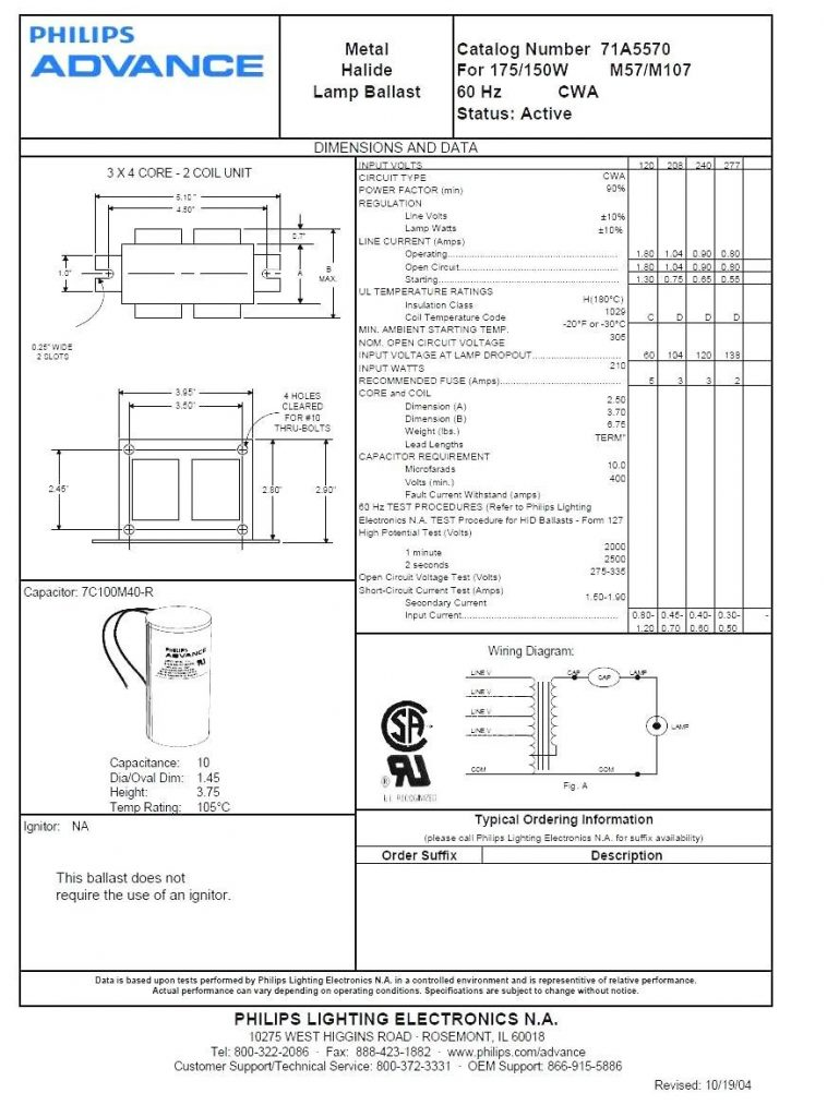 T12 Ballast Wiring Diagram Wirings Diagram