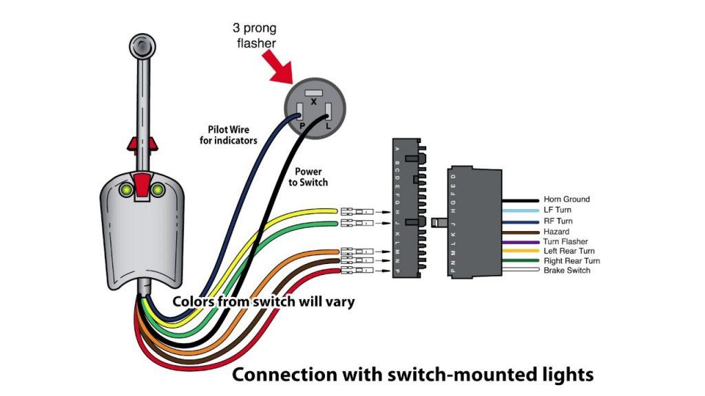 Brake And Turn Signal Wiring Diagram Wirings Diagram