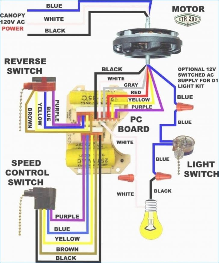 wiring diagram for ceiling fan remote control Wirings Diagram