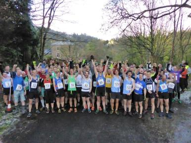 1) Masson Hill Race 2016 Line up