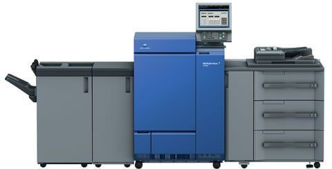 Konica Minolta bizhub PRESS C1100