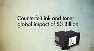 counterfeit supplies impact