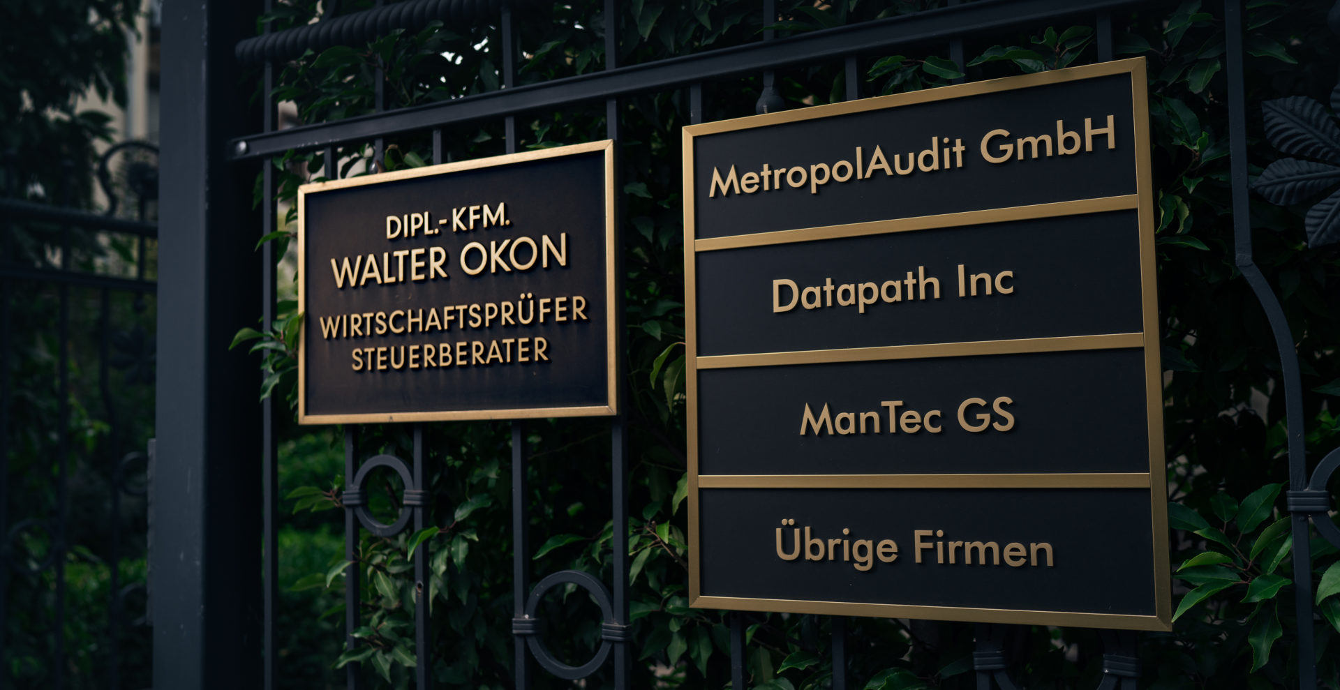 Gs Prüfung Homepage - Accounting & Tax Consultancy Walter Okon - Over 20 Years In Mannheim