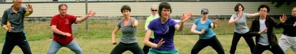 Spiral Energy Qigong - The Ba Fa Pan Gen Intensive