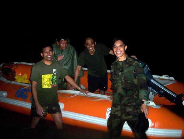 DRRO at Mindoro