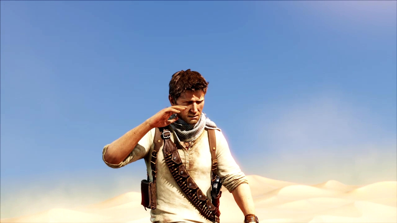 Nathan Drake Iphone Wallpaper Wisegamers Ch Testbericht Uncharted 3 Drake S Deception