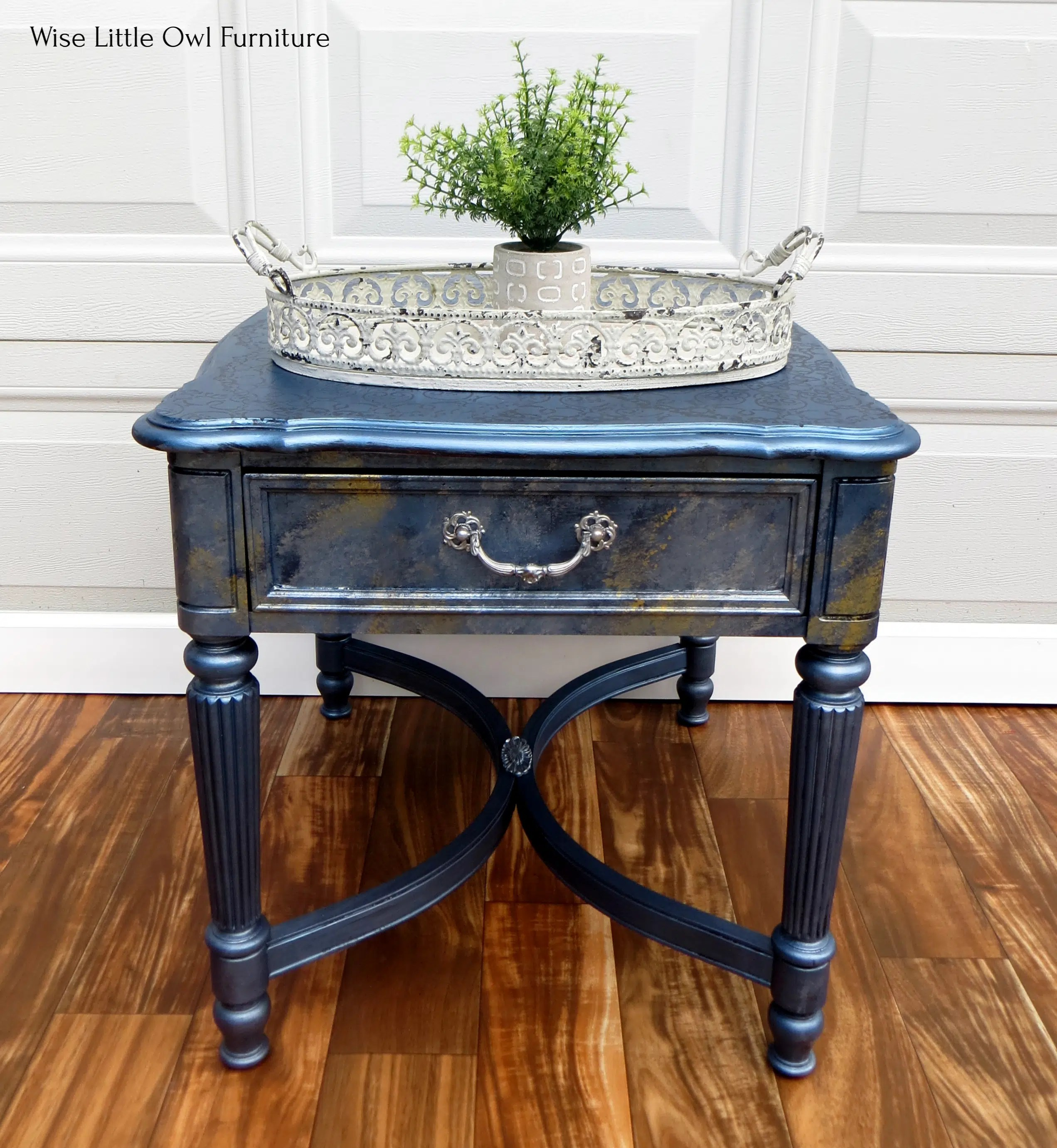 How To Paint Faux Marble Wise Little Owl Furniture