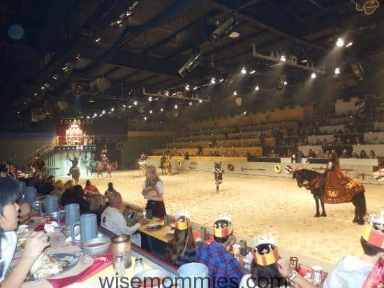 Medieval Times Dinner and Tournament Free Admission