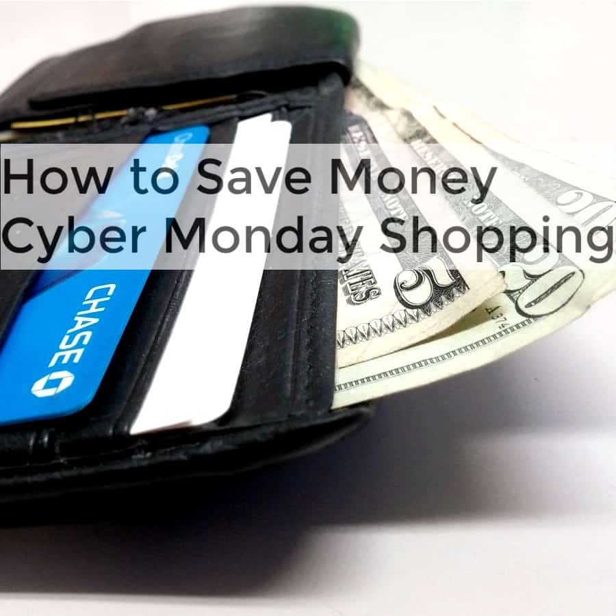How to Save Money Cyber Monday Shopping