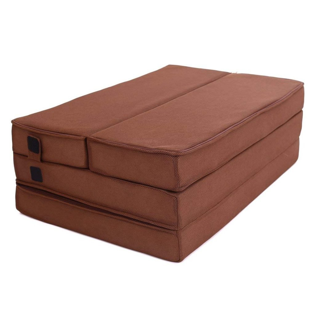 Foldable Foam Mattress 10 Best Foldable Mattresses May 2019 Reviews Buying Guide