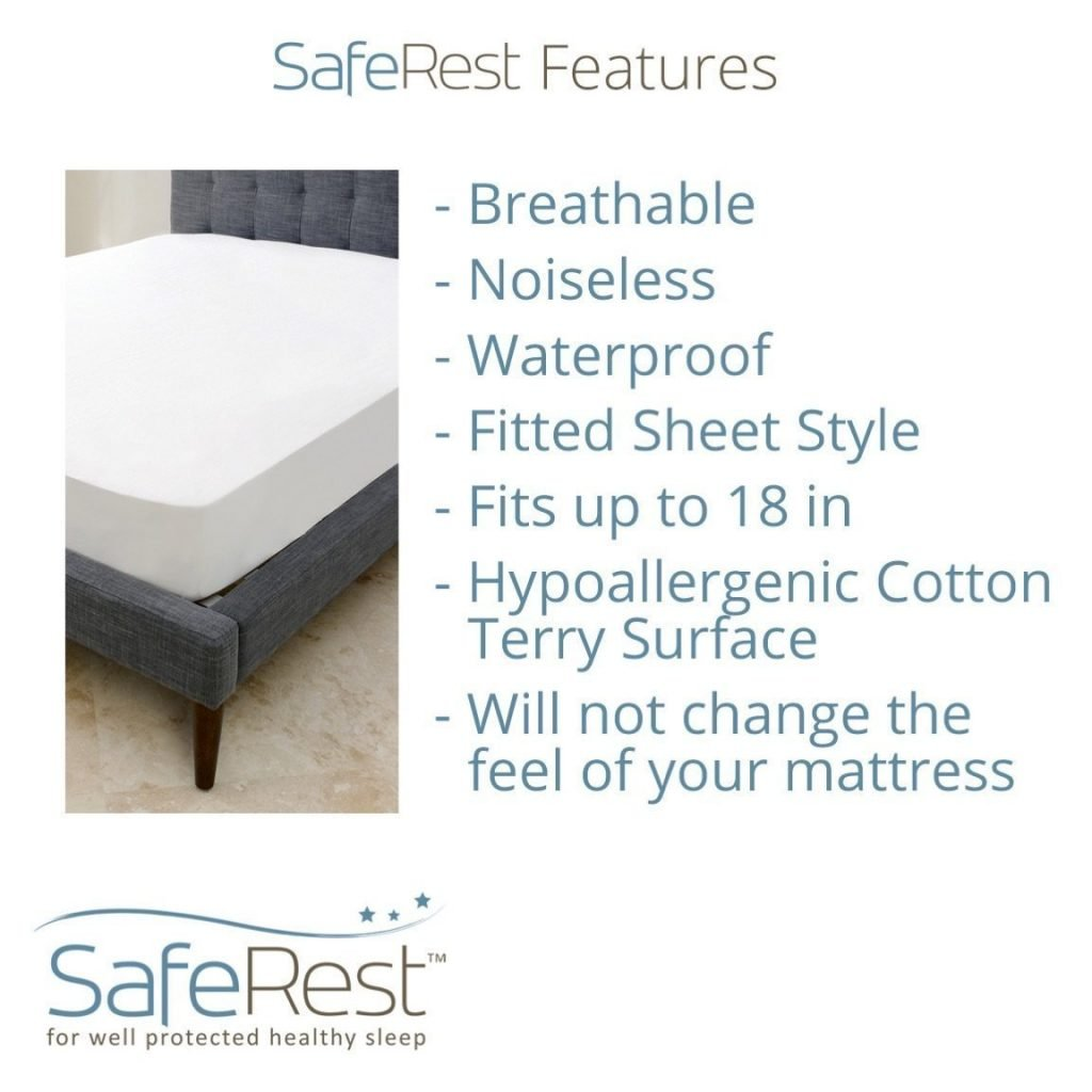 Super King Size Waterproof Mattress Protector 10 Best Waterproof Mattress Protectors Jun 2019 Reviews Guide