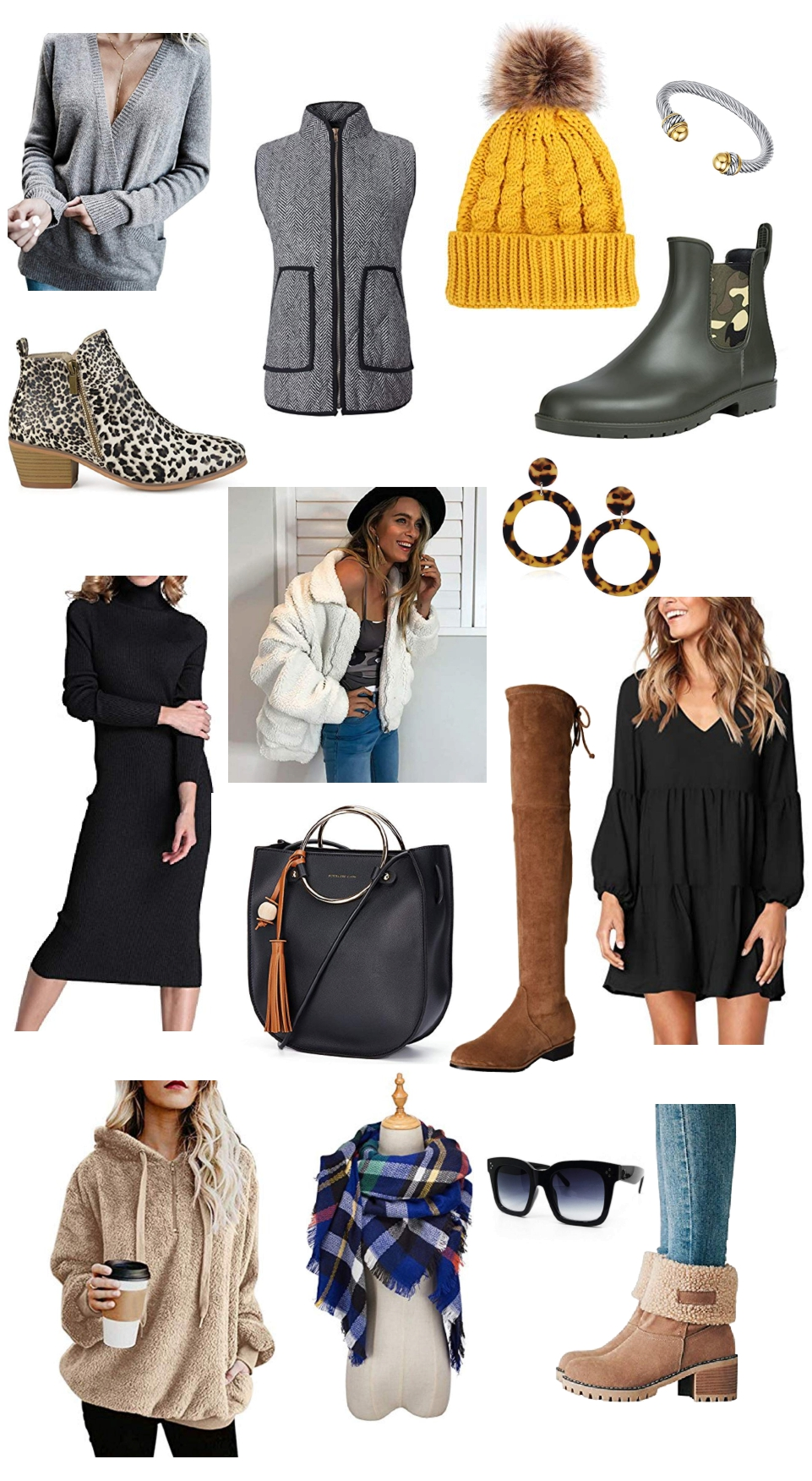 Amazon Fashion Affordable Fall And Winter Amazon Fashion Finds Wishes