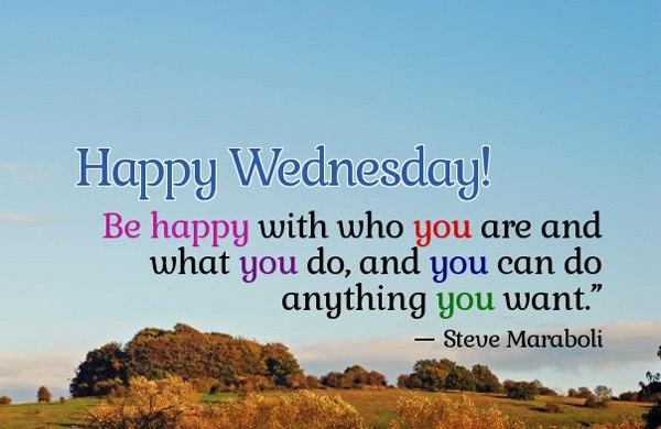 Wednesday Wishes And Quotes