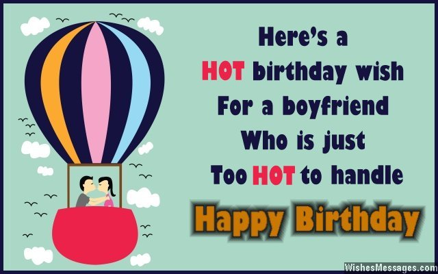 Happy Bday Wallpaper With Quotes Birthday Wishes For Boyfriend Quotes And Messages
