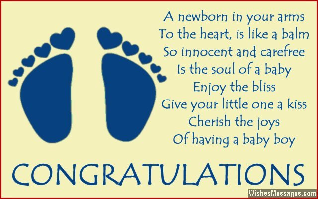 congratulations on the new baby boy - Jolivibramusic - congratulation for the baby boy