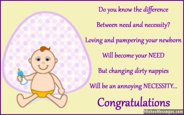Congratulations for Baby Boy Newborn Wishes and Quotes - new baby congratulations