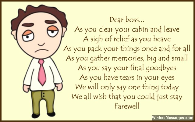 Best 25+ Funny farewell messages ideas on Pinterest Wedding - good faith letter