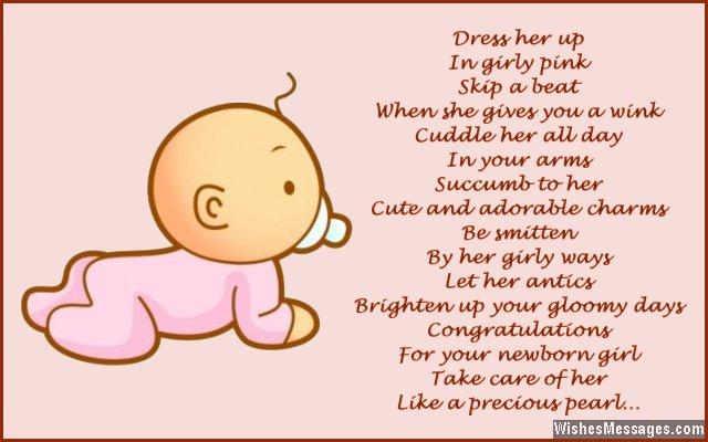 congrats on a baby girl - Yolarcinetonic