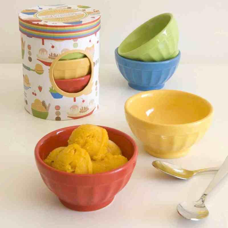 Large Of Ice Cream Bowls