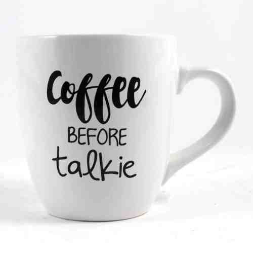 Medium Of Oversized White Coffee Mugs
