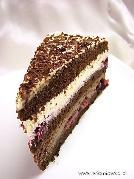 "tort ""czarny las"""