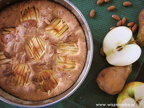 Ciasto biszkoptowe z owocami - najprostsze pod słońcem!