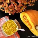 Kremowe risotto dyniowo-marchewkowe