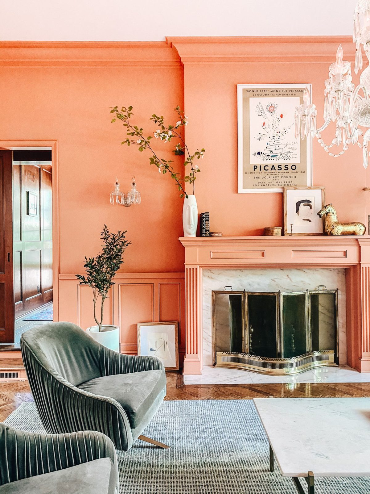 A Color Skeptic S Guide To Color Theory In Home Design