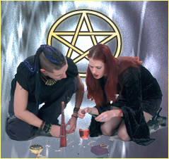 Wicca Introduced Glastonbyry 2016