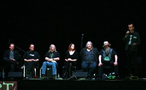 The Witches Panel