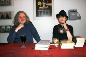 Lynn Picknett and Clive Prince