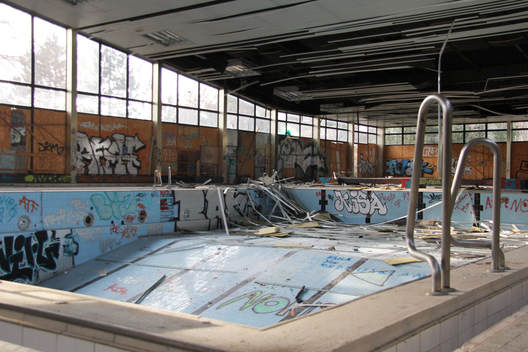 Swimmingpool Berlin Franzosenbad A Swimming Pool In A Bad Way Andberlin