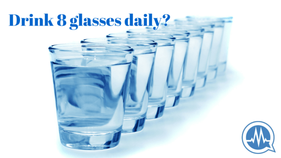 How Much Water Are We Meant To Drink A Day