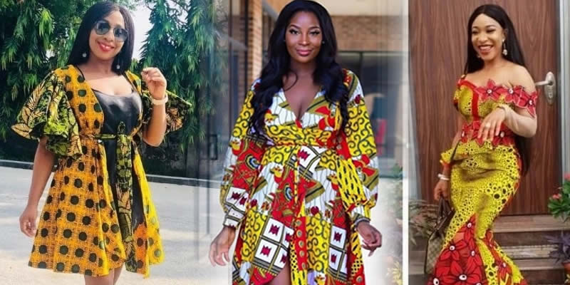 Ladies Latest Style Latest Ankara Styles For The Last Months Of 2018 (photo)