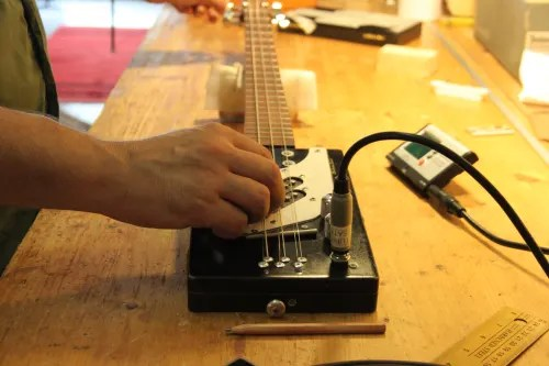 Cigar Box Guitar Building Workshop Rome Withlocals