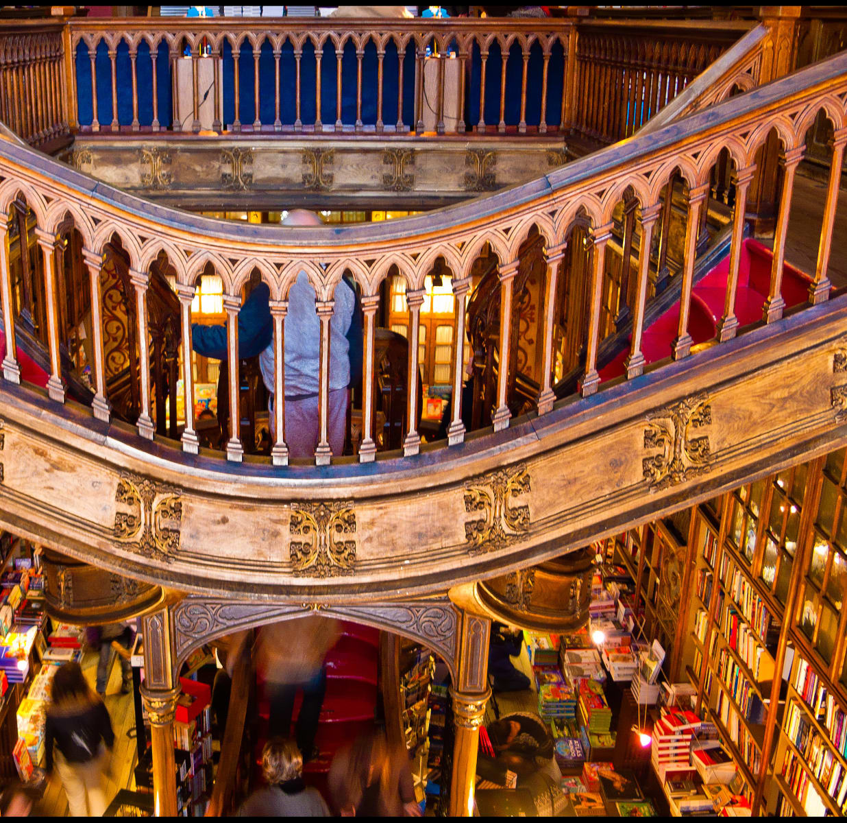 Librería Lello E Irmao Skip The Line Lello Bookstore Harry Potter Inspiration Tour
