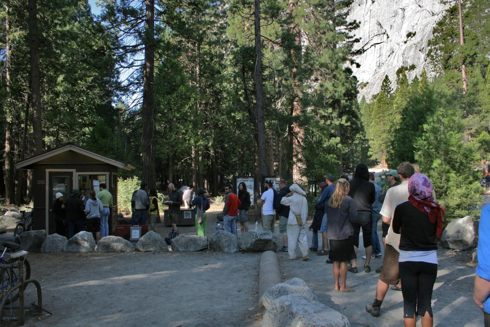 4 Camping Camping In Yosemite S Camp 4 The Birthplace Of Modern Rock