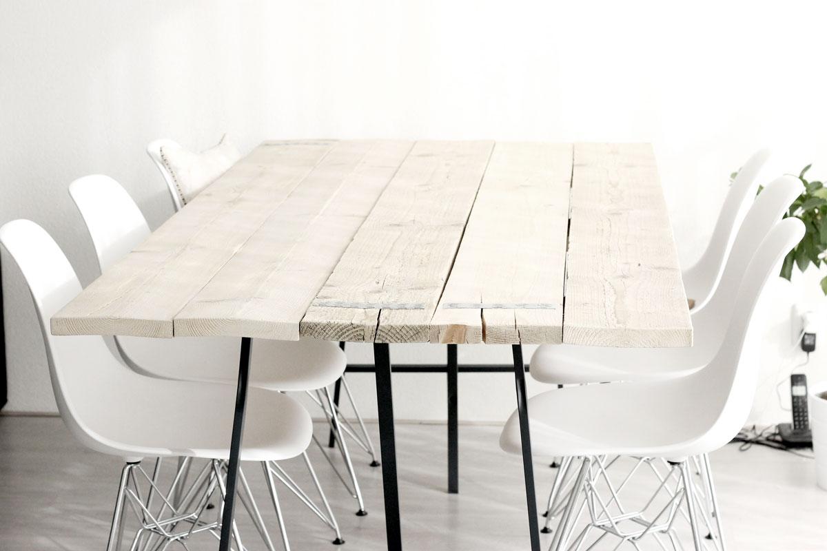 Designs ronde eettafel elin Ø h cm wit bestel voor u ac