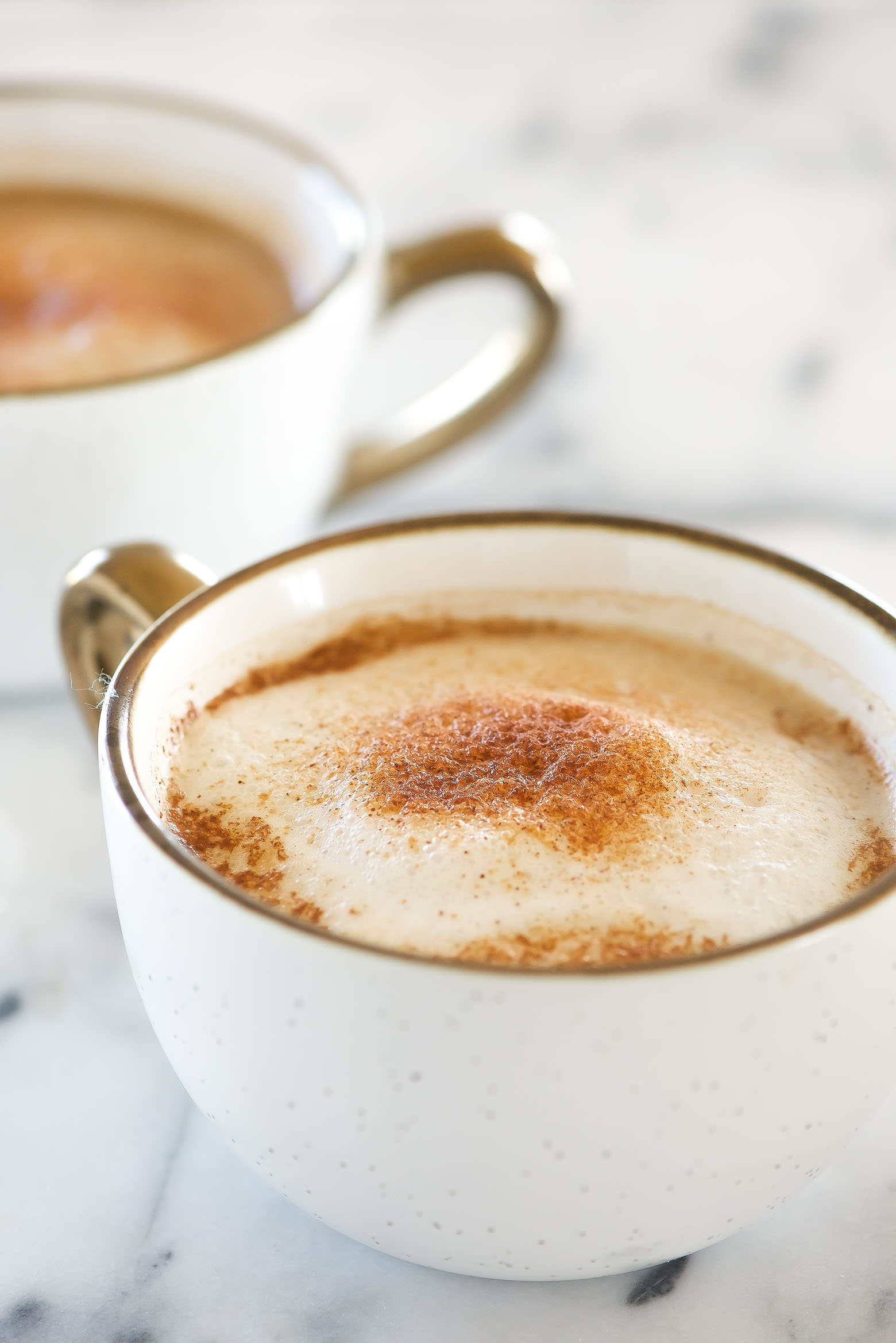 What Is A Coffee Latte Homemade Cinnamon Dolce Latte Recipe